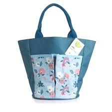 wilko garden tool bag flower design image