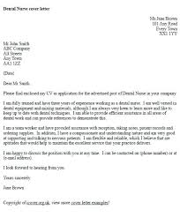 cover letter for rn job example of covering letter for a job examples covering letter dental
