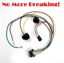 amazon com dc108 03 09 mercedes left or right headlight wire 2007 Mercedes C280 Problems at 2007 Mercedes C280 Aftermarket Wiring Harness