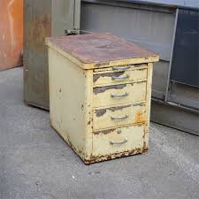 vintage steel furniture. fine furniture vintage file cabinet  metal top for steel furniture d