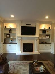 best 25 shelves around fireplace ideas on built in around fireplace craftsman wall mirrors and living room renovation ideas