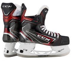 Ccm Skate Width Chart Ccm Jetspeed Ft490 Senior Ice Hockey Skates
