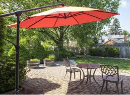 garden parasols what weight base