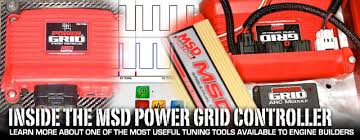 advanced tech getting to know msd s power grid features racers have long coveted a universal timing controller that would allow them to seamlessly merge various ignition controls and data logging functions