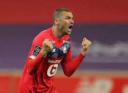 Lille names Turkey's Burak Yılmaz player of month for April |