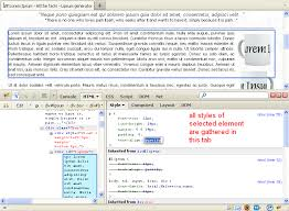 Css Provide 8698 Jbide Way Applied Styles All A To Modify R0wHOw