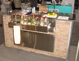 Outdoor Kitchen Furniture Outdoor Kitchens And Bars Outdoor Bar Stainless Steel Bar