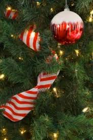 Different Ways To Decorate A Christmas Tree Part  30 Cute Candy Christmas Tree With Candy Canes