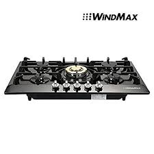 30 inch gas stove top. Wonderful Inch WindMax 30 Inch Black Titanium Plated Stainless Steel Golden Burner  BuiltIn 5 Stoves For Inch Gas Stove Top S
