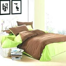 awesome brown and lime green bedding g7509512 green bedding sets chocolate brown and green duvet covers brown and lime green bedding sets brown brown and
