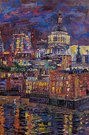 peter spens floating london paintings and works on paper studio international