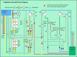 class 66 9 dcc conversion and lighting update circuit diagram for the planned new lighting system