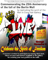 berlin wall campus weeks berlin wall commemorating the 25th anniversary