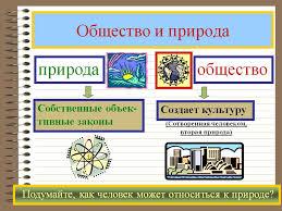 Схема взаимодействие природы и общества Общество Взаимодействие в обществе ppt 900igr net Размеры 720 х