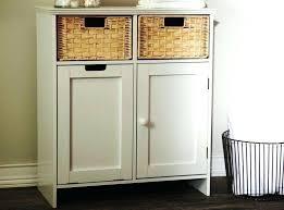 laundry hamper cabinet nursery ideas built in laundry hamper bunnings