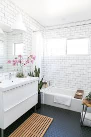 large hex tile new bathroom 48 modern hexagon bathroom tile ideas contemporary