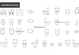 W C Cad Blocks Free Download Autocad Drawings