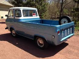 1964 Ford Econoline Pick-Up | Dream Garage | Ford trucks, Pickup ...