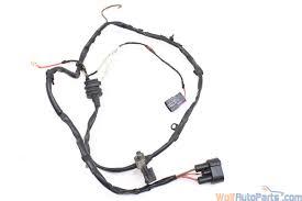05 11 audi a6 c6 3 2l radiator fan wire wiring harness radiator fan wire wiring harness 4f1971284d