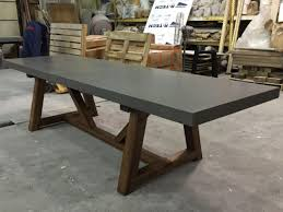 diy concrete coffee table round concrete dining table design ideas of lovely diy concrete coffee table patio modern outdoor furniture
