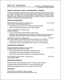 Microsoft Word Resume Template Free.