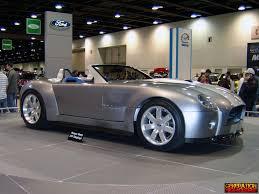 2004 Ford Shelby Cobra Roadster Concept Car | GenHO