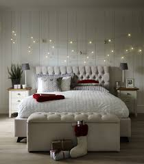 Add strings of fairy lights above the bed for a magical Christmas touch  #FlavoursofXmas Majestic