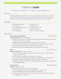 Fast Food Resume Sample Latter Example Template Payment Format