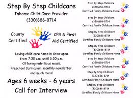 Childcare Flyers Pin By Jennifer On Daycare Childcare Children Home Daycare