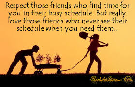 Encouraging Quotes For Friends Custom Respect Those Friends Who Find Time Friendship Quotes