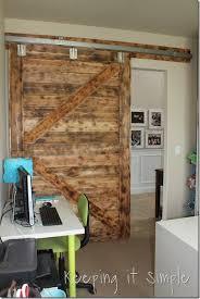 entryway office barn door. Diy Large Barn Door Perfect For Openings Diy, Doors, Home Office Entryway