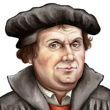 Bildergebnis für Martin Luther Grafik