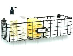 wire baskets wall mount wall mounted metal basket wall mount wire basket hanging baskets large for
