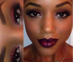 fall makeup vy lips copy vy red lip makeup 2