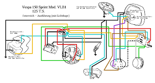 martin f schl atilde para gl s virtual oldtimer museum piaggio i have made a wiring diagram of the n version looks almost like the italian but a flashlight button near the gear switch should fit for most