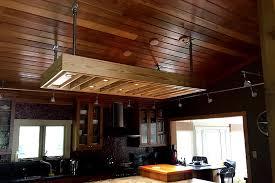 diy kitchen island lighting