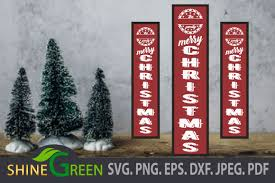 Freesvg.org offers free vector images in svg format with creative commons 0 license (public. Christmas Porch Sign With Monogram Frame Graphic By Shinegreenart Creative Fabrica