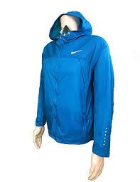 Light Blue Nike Jacket Amazon Com Nike Impossibly Light Hooded Running Jacket 457