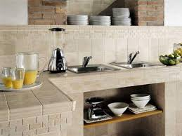 Sandstone Kitchen Floor Tiles Tile Kitchen Countertops Pictures Ideas From Hgtv Hgtv