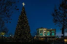 Napa Christmas Tree Lighting Napa Valley Holiday Events Holiday Season In Wine Country