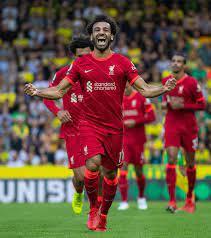 Mohamed Salah (@MoSalah)