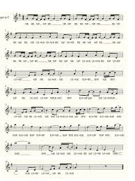 megalovania trumpet sheet music the big band mp song thread page 9 skullheart