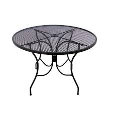 arlington house patio dining tables 64 1000 inch glass top table round replacement for