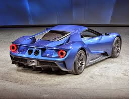 2018 ford concept cars. beautiful cars 2018 ford gt rear view in concept cars
