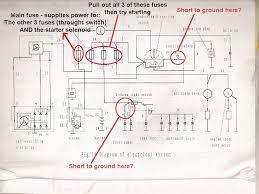komatsu dozer starter solenoid wiring diagram komatsu 30 hp dozer