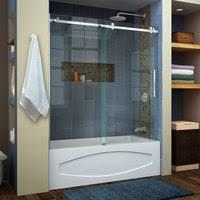 sliding shower doors over tub. Plain Tub Tub U0026 Shower And Sliding Doors Over Ferguson Showrooms