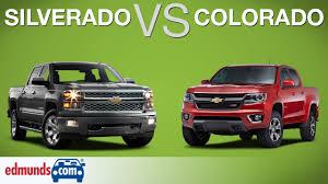 Chevy Silverado vs Chevy Colorado | Which Chevy Truck is Best ...