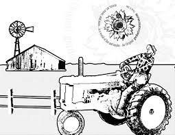 Small Picture Free Tractor Coloring Pages Coloring Coloring Pages