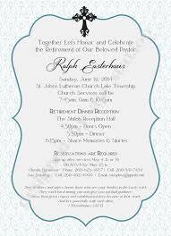 Retirement Party Invitation Blue Personalized By Ajastationery
