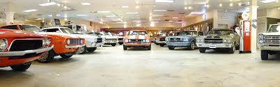 Brown's Performance Motorcars | Classic Muscle Car Dealer Baltimore ...